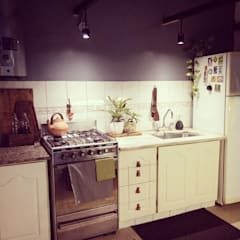 Cocina: Cocinas de estilo  por OOST / Sabrina Gillio