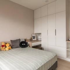 Bedroom by 知域設計