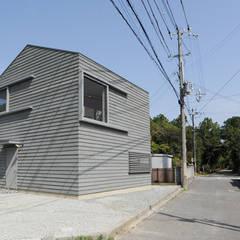 HILL HOUSE: モノスタ'70が手掛けた別荘です。