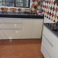 Kitchen units by Rennovate Home Solutions pvt ltd
