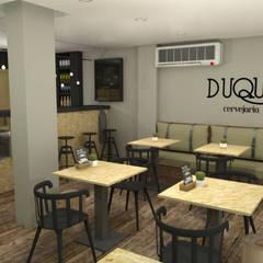 Duqu3: Espaços de restauração  por moffitdesign