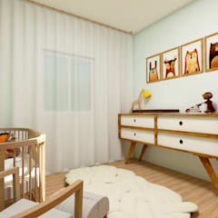 Kamar bayi by TRAIT ARQUITETURA E DESIGN