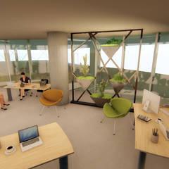 Study/office by Pil Tasarım Mimarlik + Peyzaj Mimarligi + Ic Mimarlik