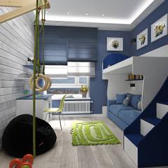 Nursery/kid's room by design4y, Country
