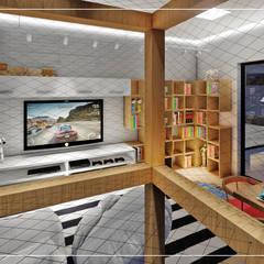 من Ambientando Arquitetura & Interiores إسكندينافي