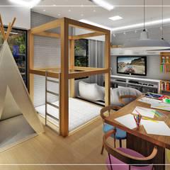 od Ambientando Arquitetura & Interiores Skandynawski