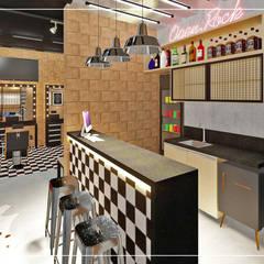 محلات تجارية تنفيذ Ambientando Arquitetura & Interiores