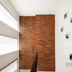 أبواب تنفيذ PORTO Arquitectura + Diseño de Interiores,
