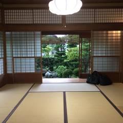 和室-before: 株式会社井蛙コレクションズが手掛けた和室です。