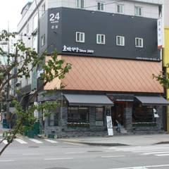 호박식당 본점: 캐러멜라운지의  단층집