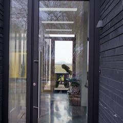 hal:  Villa door Nico Dekker Ontwerp & Bouwkunde