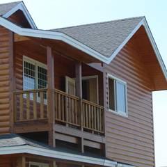 木屋設計建造 :  房子 by 安居屋有限公司