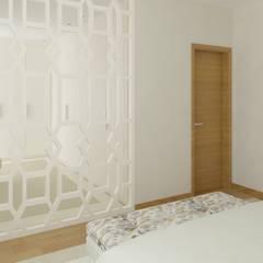 اتاق خواب by Ana Andrade - Design de Interiores