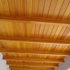 Projekty,  Dach zaprojektowane przez GRUPO CONSARQ