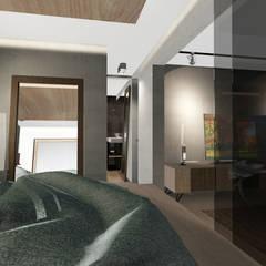 Remodelación Departamento Temuco: Dormitorios de estilo  por CB Luxus Inmobilien
