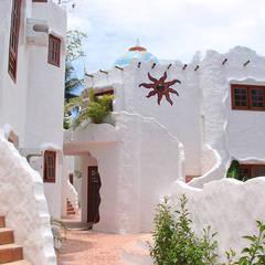 Residencial La Paz: Casas  por Arquitetura & Design - Marcela Tavares