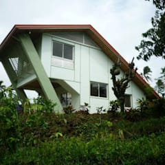 Country house by Ar. Kristoffer D. Aquino