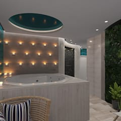 Spa de estilo  por design4y