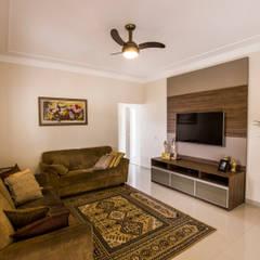 اتاق نشیمن by Arch & Design Studio