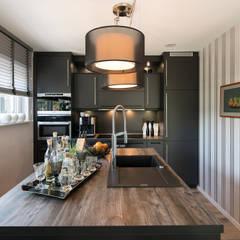 NEO 311 - Neue Ideen für Ihr Zuhause:  Einbauküche von FingerHaus GmbH - Bauunternehmen in Frankenberg (Eder)