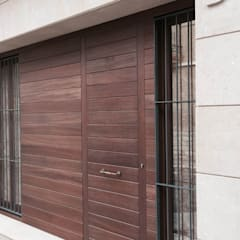 Front doors by linkehome arquitectura
