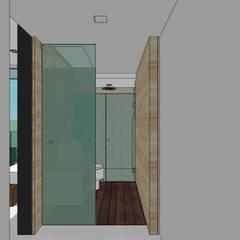 Casa en Barinas: Baños de estilo  por MARATEA Estudio