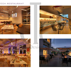 Bars & clubs by The Design Cafe, Asian