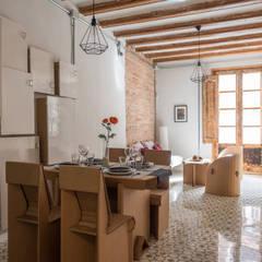 Dining room by Silvia R. Mallafré