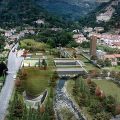 Biblioteca Pública Fundación Collodi de Lúdico Arquitectos Moderno