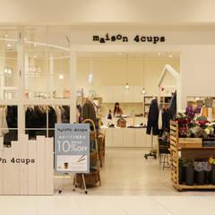 4cups: 菅原浩太建築設計事務所が手掛けた商業空間です。