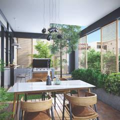 Terrace by Studio Gritt