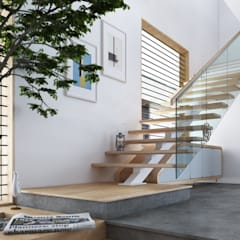 Stairs by Studio Gritt, Scandinavian