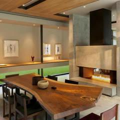 G-Stark Architecture – Ahşap Ev:  tarz Ahşap ev