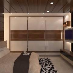 :  Bedroom by classicspaceinterior