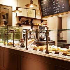 53 Bread kitchen [53 브레드 키친]: 바나나피쉬의  계단