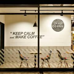 자후 커피 [JAHU COFFEE]: 바나나피쉬의  계단