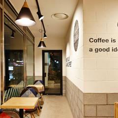 자후 커피 [JAHU COFFEE]: 바나나피쉬의  바닥,러스틱 (Rustic)