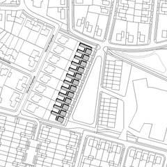 Patiowoningen Nieuw Poelveld, Eijsden:  Eengezinswoning door Verheij Architecten