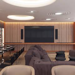 Hotels by Duplex Apartment Интерьерные решения