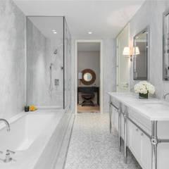 Проект апартаменты Мэдиссон : Ванные комнаты в . Автор – VADIM MALTSEV DESIGN&DECOR | FURNITURE