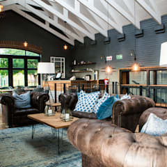 cedar lakes estate  |  clubhouse upgrade:  Event venues by drew architects + interiors