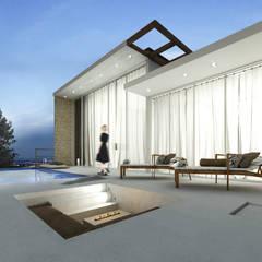 Дома на одну семью в . Автор – Isabela Notaro Arquitetura e Interiores, Минимализм