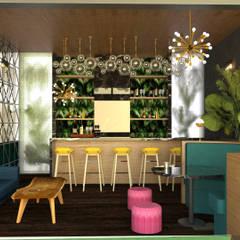 industrial Wine cellar by DAMAJO Grupo Inmobiliario