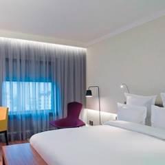 Revestimento Vinílico de Parede - Hotelaria: Hotéis  por Supri Representações