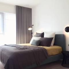 Schlafzimmer von Fertility Design 豐聚空間設計, Modern