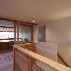 木頭窗 by 中山建築設計事務所