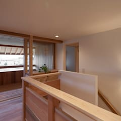 Holzfenster von 中山建築設計事務所