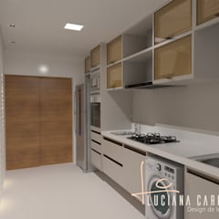 Kitchen units by LC Design de Interiores