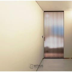 vertical strip door : WITHJIS(위드지스)의  문