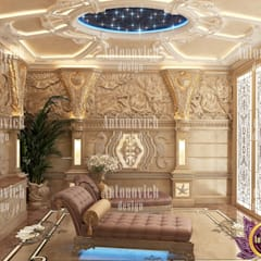 Spa de style de style Asiatique par Luxury Antonovich Design